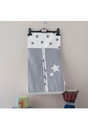 Kidboo Star Night Kirli Çamaşır Torbası 30 x 65 cm