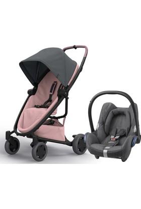 Quinny Zapp Flex Plus Bebek Arabası + Maxi Cosi Cabriofix Bebek Oto Koltuğu
