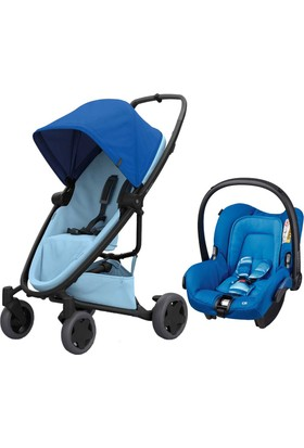Quinny Zapp Flex Plus Bebek Arabası + Maxi Cosi Citi 2 Bebek Oto Koltuğu