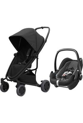 Quinny Zapp Flex Plus Bebek Arabası + Maxi Cosi Pebble Plus Oto Koltuğu