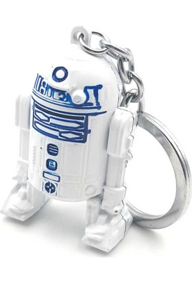 Modaroma Star Wars Beyaz Robot Anahtarlık