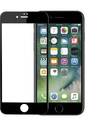 Sunix Emirtech Apple iPhone 7 5D Kavisli Temperli Cam Full Ekran Koruyucu + Silikon Kılıf