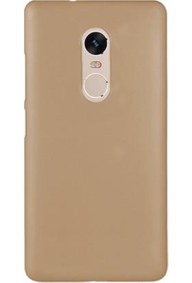 Sunix Emirtech Xiaomi Redmi Note 4 Slim Fit Mat Silikon Kılıf