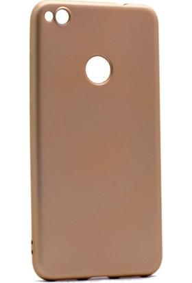 Sunix Emirtech Huawei P9 Lite 2017 Slim Fit Mat Silikon Kılıf + Tempered Cam Ekran Koruyucu