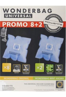Wonderbag Klasik Toz Torbası 8+2 WB4061FA
