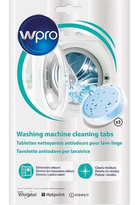 Wpro Çamaşır Makinesi Temizleme Tableti