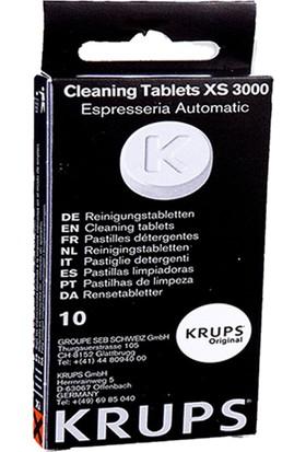 Krups Temizleme Tabletleri XS3000