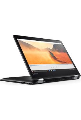 "Lenovo Yoga 510 Intel Core i3 6100U 4GB 128GB SSD Windows 10 Home 14"" FHD Taşınabilir Bilgisayar 80S700KXTX"