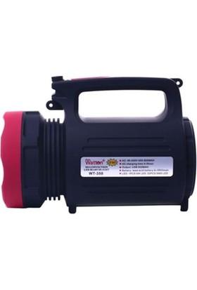 Blackwatton Wt-350 Çift Yönlü Projektör Işıldak