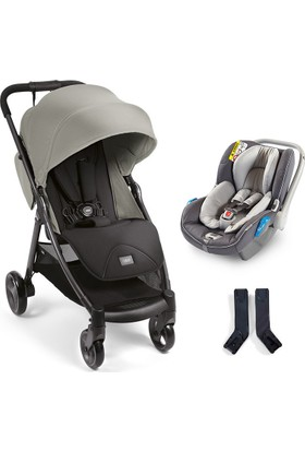 Mamas Papas Armadillo Travel Sistem Bebek Arabası Sage Green
