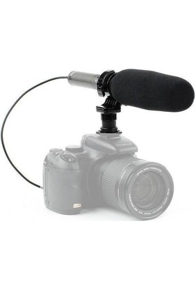 Shenggu SG-209 Kamera Mikrofon