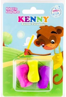 Kenny Pencil Grips - 3'lü Kalem Tutamağı