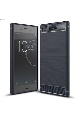 CoverZone Sony Xperia XZ1 Kılıf Room Silikon