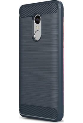 CoverZone Xiaomi Redmi Note 4X Kılıf Ultra Korumalı Room Silikon + Cam