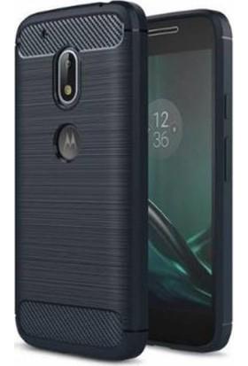 CoverZone Motorola Moto G4 Kılıf Room Extreme Silikon