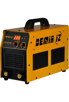 Demiriz Arc 220 Pro Yerli Üretim İnverter Kaynak Makinası