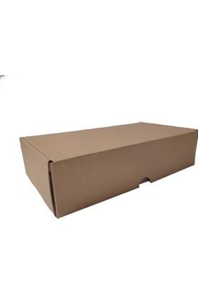 50 Adet Boş Koli Kutu 0,98 Desi Kargo Paket Taşıma Baskısız