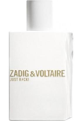 Zadig Voltaire Just Rock! Edt 100 Ml Kadın Parfümü
