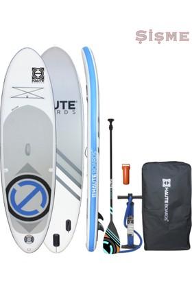 """""""Haute Boards Cruise Şişme SUP (Kürek Sörfü) Tahtası 10'6 - Ayar. Alum. Kürek """""""