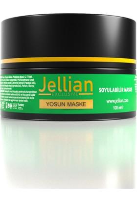 Jellian Soyulabilir Yosun Maske - Okyanus Yosun Özlü