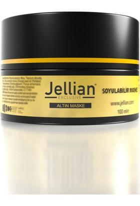 Jellian Soyulabilir Altın Maske