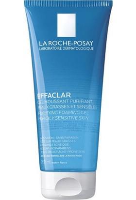 La Roche Effaclar Jeli 200 Ml - Yağlı Ve Hassas Ciltler İçin Sabun İçermeyen Temizleyici Jeli