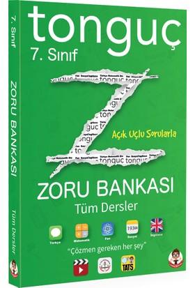 Tonguç Akademi Yayınları 7. Sınıf Tüm Dersler Zoru Bankası