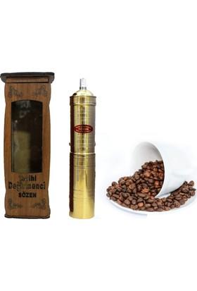 Sözen Değirmen Süper Kahve Değirmeni Ahşap Kutulu