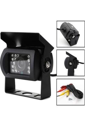 Audiomax Mx 36 Büyük Geri Görüş Kamerası Gece Görüşlü