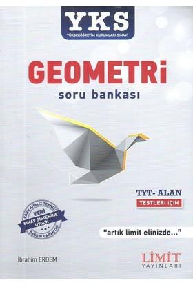 Limit Yks 1.Oturum Tyt Alan Geometri Soru Bankası