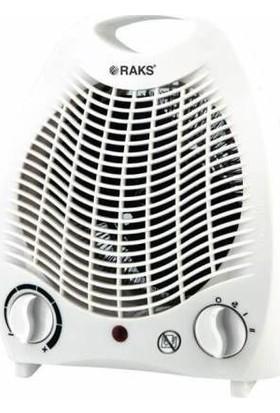 Raks Pf 20 Terra Elektrikli Fanlı Isıtıcı Soğuk Hava Özellikli