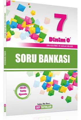 Din Kültürü Ve Ahlak Bilgisi 7. Sınıf Soru Bankası