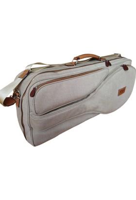 Joya Kanvas - Deri El Yapımı Tenis - Seyahat Raket Çantası 6 Pack
