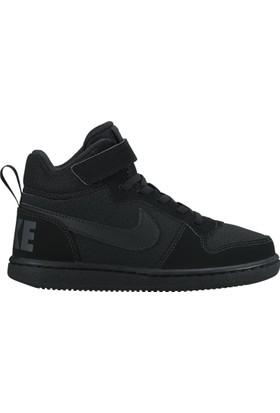 Nike Çocuk Ayakkabı Court Borough Mid (Psv) 870026-001