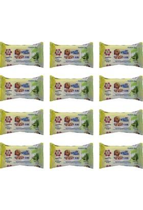 Bebiko Premium Wipe 72'li Losyonlu Islak Mendil 12'li Set
