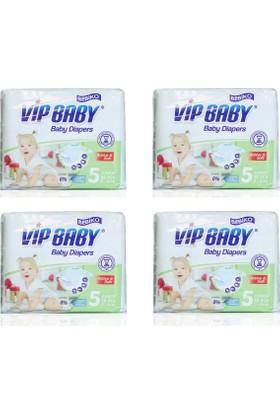 Bebiko Vip Baby Bebek Bezi Active & Soft Junior 5 Beden 112 Adet