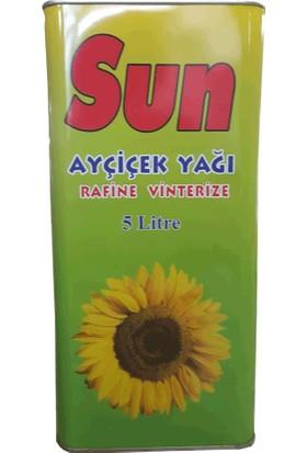 Sun Ayçiçek Yağı 5 Lt