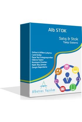 Albatros Stok & Satış Takip Programı, Albstok