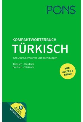 Pons Kompaktwörterbuch Türkisch Türkisch Deutsch