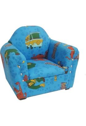 Teknor Scooby Doo Mavi Çocuk Koltuğu - Bebek Koltuğu
