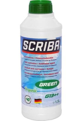 Scriba Organik Yeşil Antifriz 1.5lt (-40 Derece)