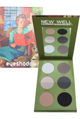 New Well Handmade Serisi Eyeshadow