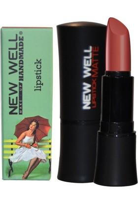 New Well Handmade Serisi Matte Lipstick