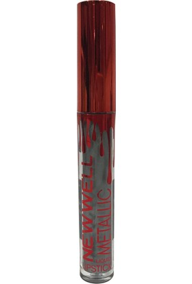 New Well Metallic Liquid Lipstick