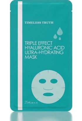 Timeless Truth Soft Touch 3'lü Etki Nemlendirici Maske 25 ml.
