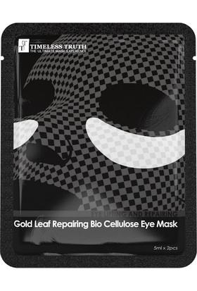 Timeless Truth Mask Altın Yaprak Biyoselüloz Göz Maskesi 2x5 ml.
