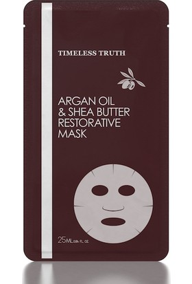 Timeless Truth Soft Touch Argan & Shea Yağlı Maske 25 ml.