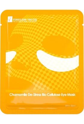 Timeless Truth Mask Papatya Özlü Biyoselüloz Göz Maskesi 2x5 ml.