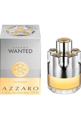 Azzaro Wanted Erkek Edt 50Ml