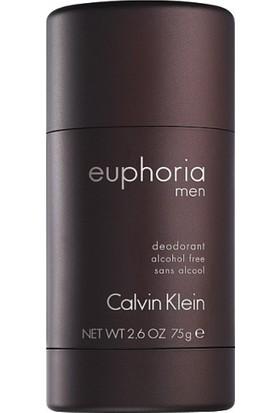 Calvin Klein Euphoria Erkek Stick 75Gr